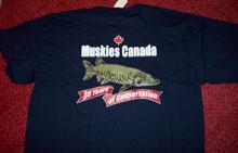 30th Anniversary T Shirt (Back view)