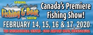 Muskie Sunday @ Spring Fishing and Boat Show! @ The International Center