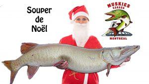 December Meeting - Christmas Dinner @ Anglers Club | Montréal | Québec | Canada