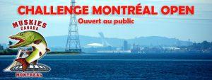 Challenge Montréal Open @ Anglers Club | Montréal | Québec | Canada