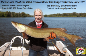 The 2018 Ottawa Chapter Challunge @ Branch 632, Royal Canadian Legion | Ottawa | Ontario | Canada